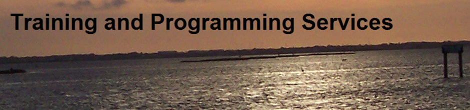 Training and Programming Services